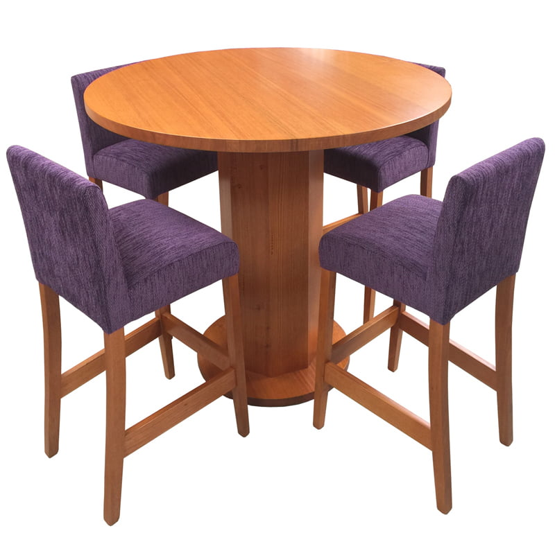 Round Wood Dining Table Perth