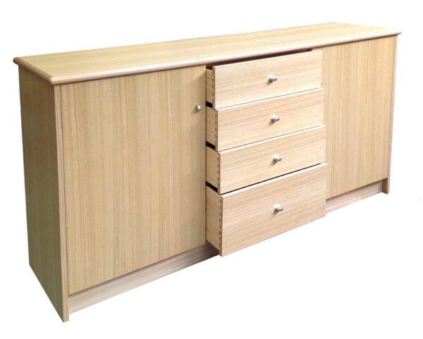 Dovetail drawer box upgrade
