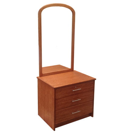 Mady 3 drawer with mirror