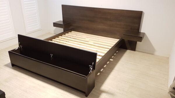 Ruby Blanket Box