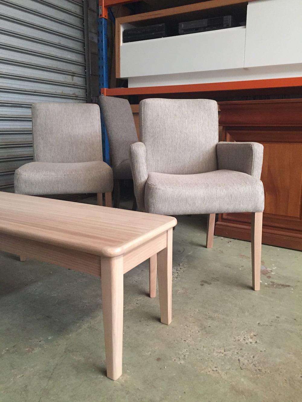 Factory Floor Customer Updates Mabarrack Furniture Factory