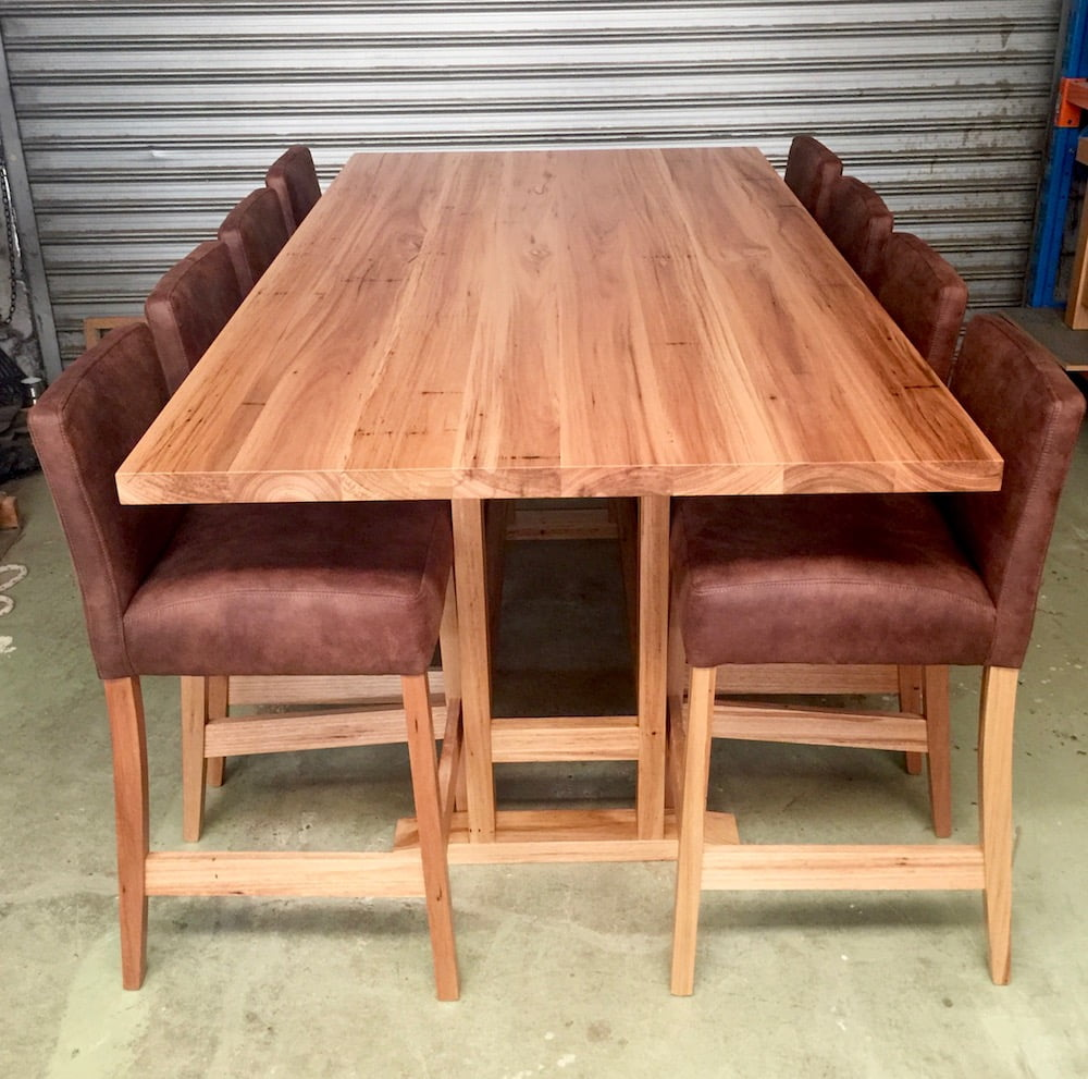 Bar Table Goes 128kg Mabarrack Furniture Factory Adelaide South Australia
